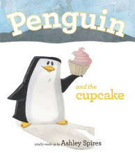 Penguin and the Cupcake_1